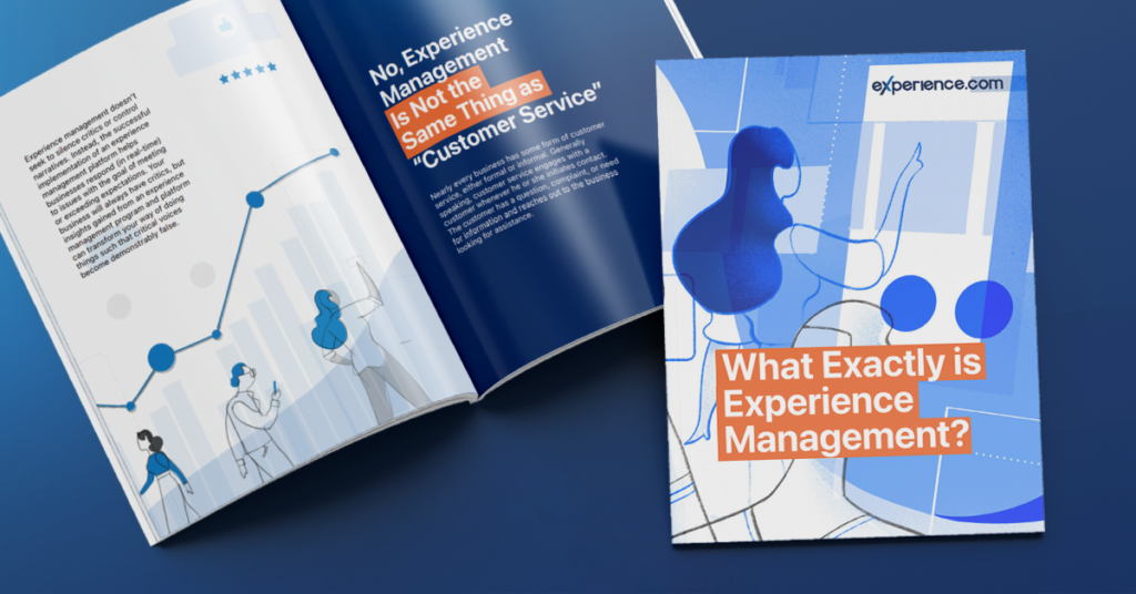 What is Experience Management?
