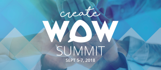 Experience.com (Formerly SocialSurvey) CreateWowSummit Conference
