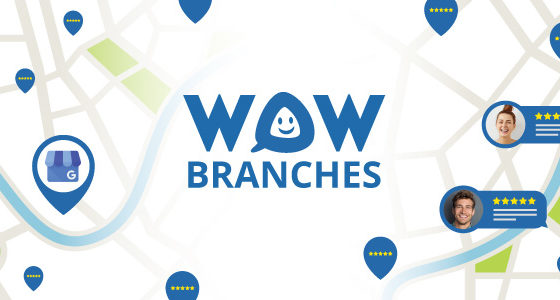 SocialSurvey WOWs Branches on the Road